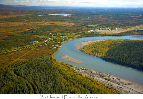 Bettles and Evansvill, Alaska