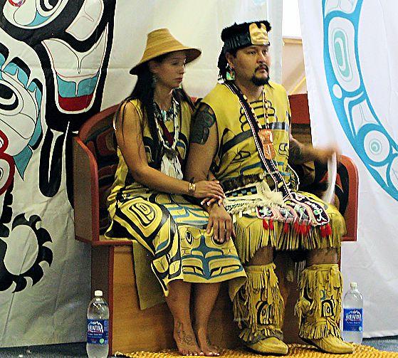 Tsimshian Wedding Potlatch