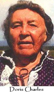 Doris Campbell, founder of the Native Village of Dot Lake