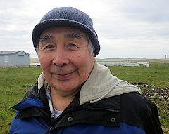 Elder Arnold Dushkin