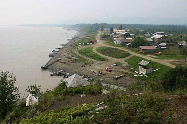 Nulato Village
