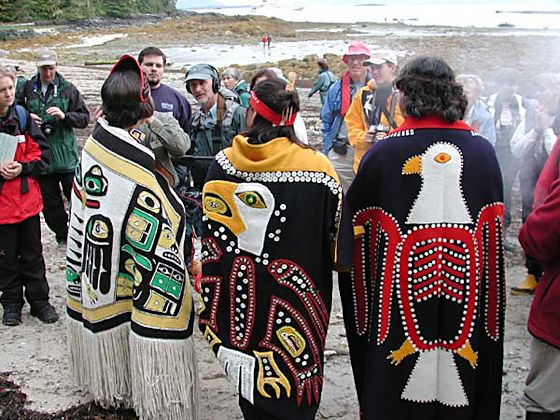 Tsimshian Clan Robes