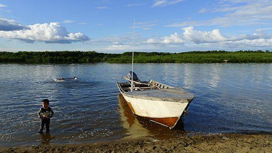 Buckland River, Alaska