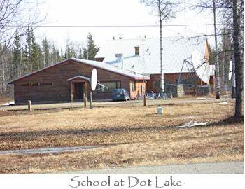 Village of Dot Lake school