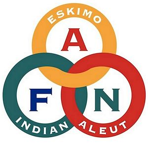 Alaska Federation of Natives logo