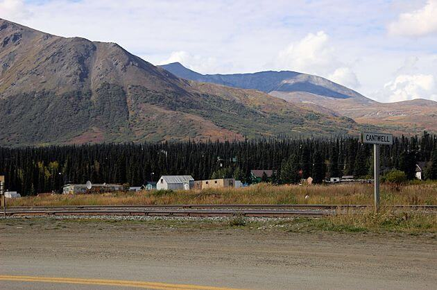 Native Village of Cantwell, Alaska
